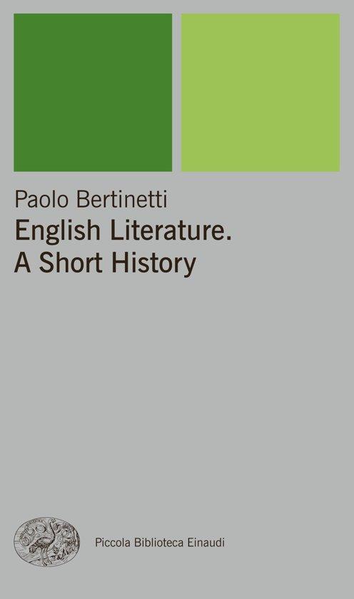 English Literature. A Short History