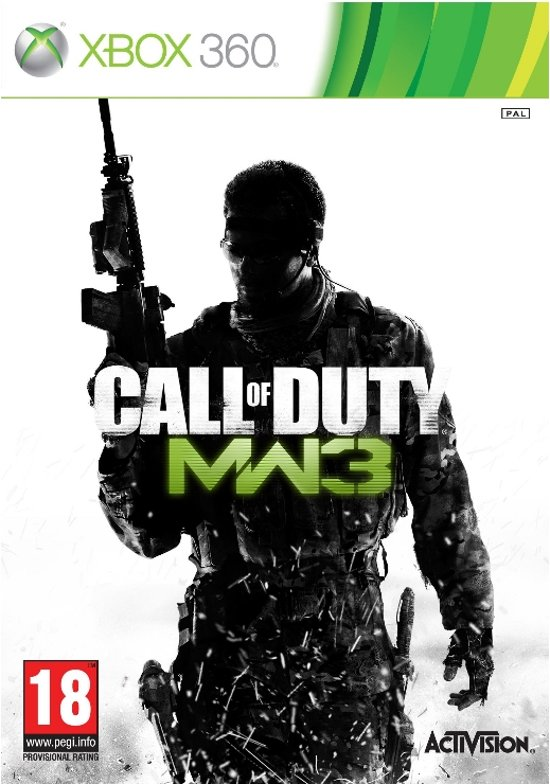 Call Of Duty: Modern Warfare 3 - Xbox 360 (Xbox One Compatible)