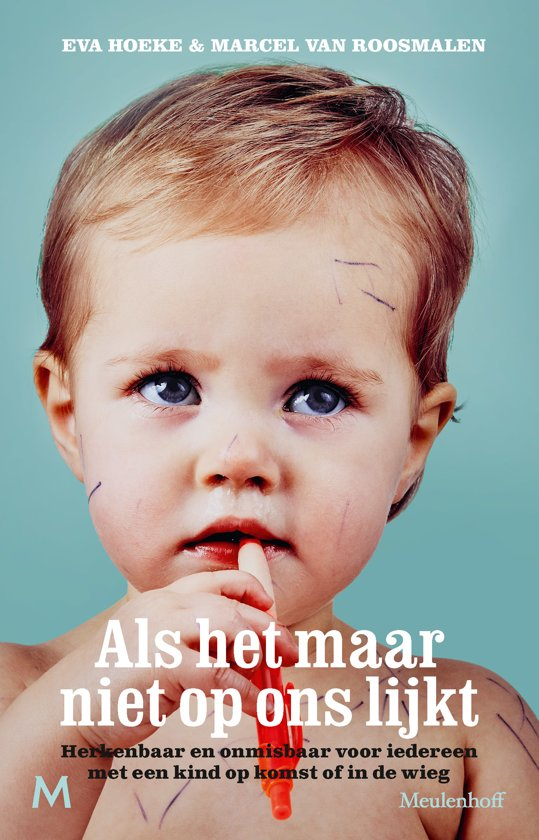 Boek cover Als het maar niet op ons lijkt van Eva Hoeke (Paperback)