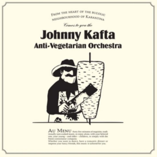 Kafta, Johnny -Anti-Vegetarian Orchestra-