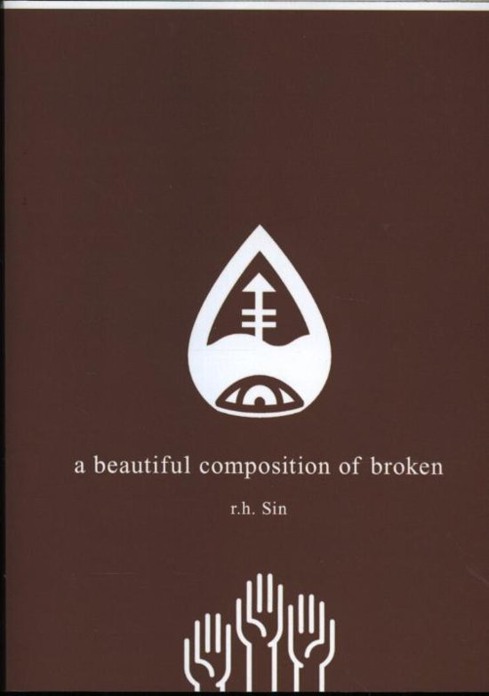 Boek cover A beautiful composition of broken van r.h. Sin (Paperback)