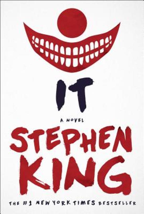 Boek cover It van Stephen King (Hardcover)
