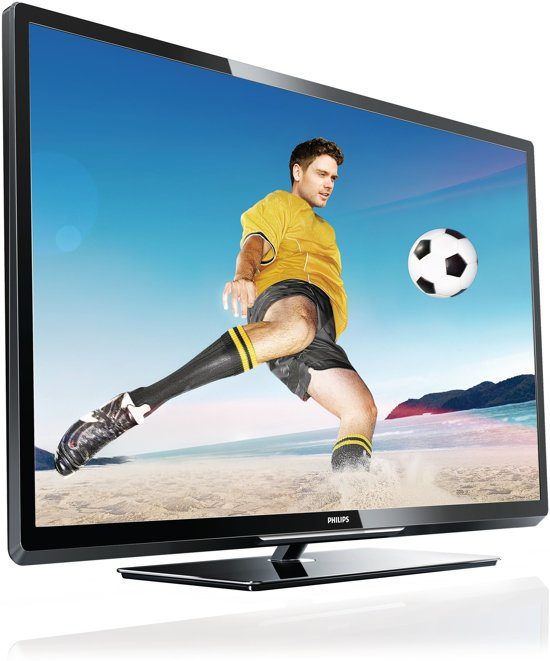 Philips 47PFL4007 - Led-tv - 47 inch - Full HD - Smart tv