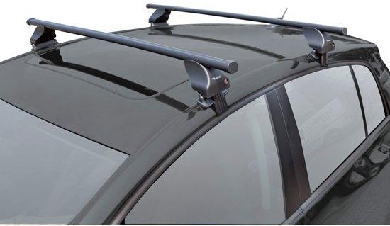 Dakdragerset Twinny Staal S31 Audi A4 2008- /Renault Scenic/Megane 5 Deurs 2009-