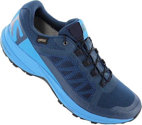 Salomon XA Elevate GTX Gore Tex 402398 Heren Sneaker Sportschoenen Schoenen Blauw Maat EU 45 13 UK 10.5