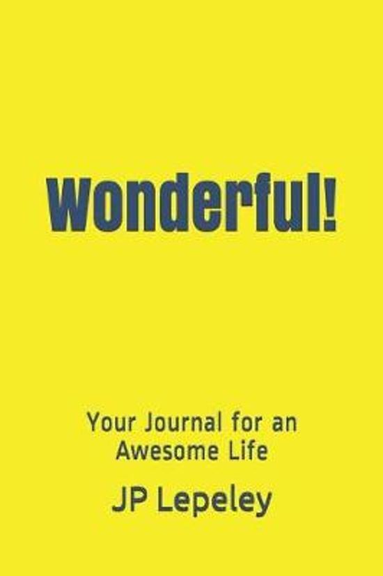 Wonderful!