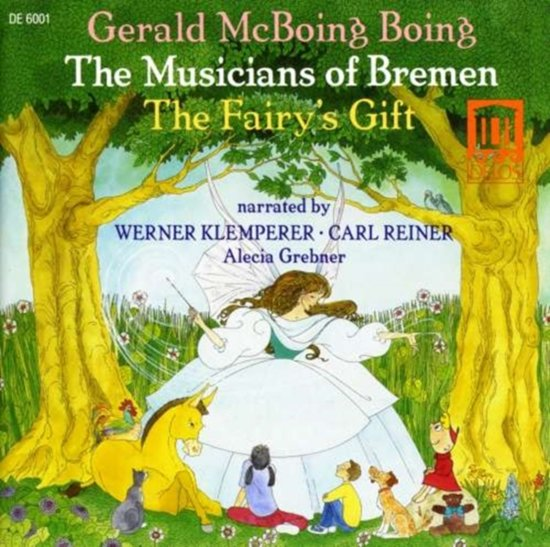 Gerald Mcboing-Boing And Other Heroes