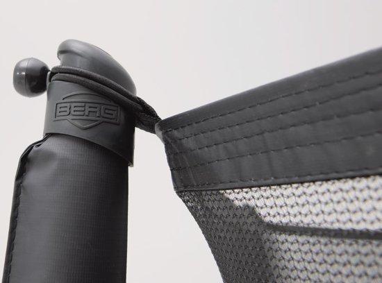 BERG Talent Trampoline - 240 cm - Inclusief Veiligheidsnet Comfort