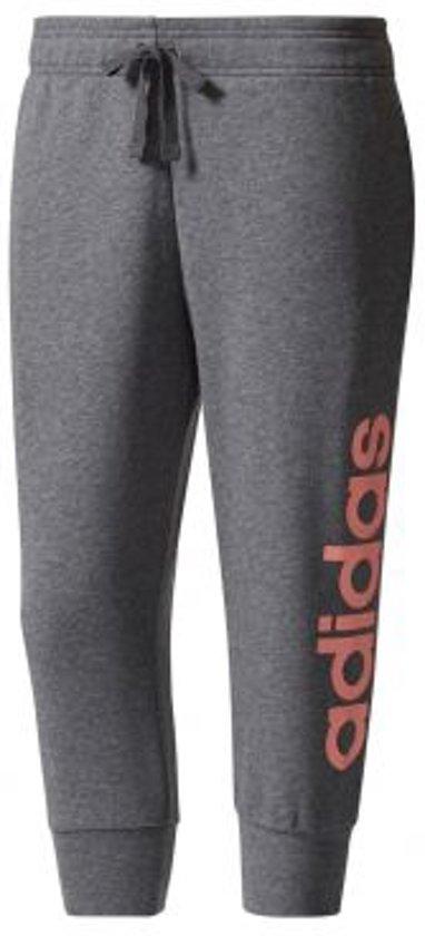 40fe824fa88 bol.com   adidas - Essentials Linear 3/4 Pants - Dames - maat S