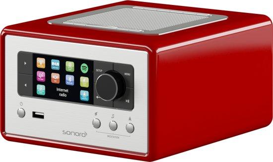Sonoro RELAX - Internet Radio - DAB + radio en Bluetooth