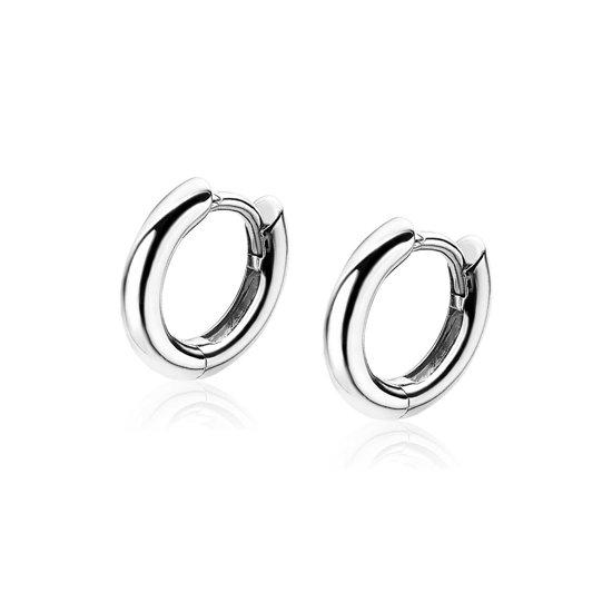 bol | zinzi jewels zilveren oorbellen - zilver