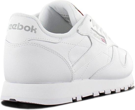 5 Meisjes Classic 36 Maat Reebok Wit Leathersneakers TwIqAnxg