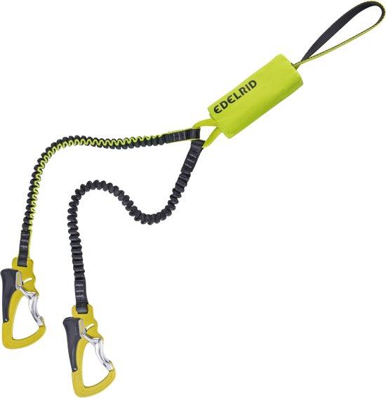 Edelrid Cable Kit 5.0 klettersteigset met prettige karabiners