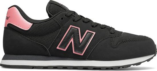 New Balance 500 Sneakers Dames - Black - Maat 40