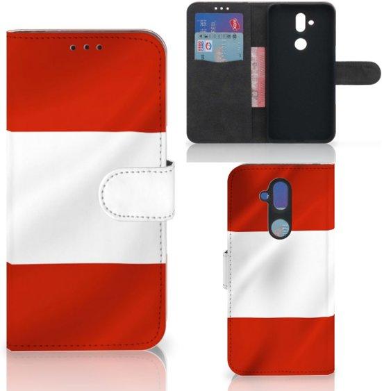 Bookstyle Case Nokia 8.1 Oostenrijk