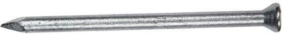 4tecx Spijker Stalen nagels  conischekop 30 x 2.5 mm [250x]