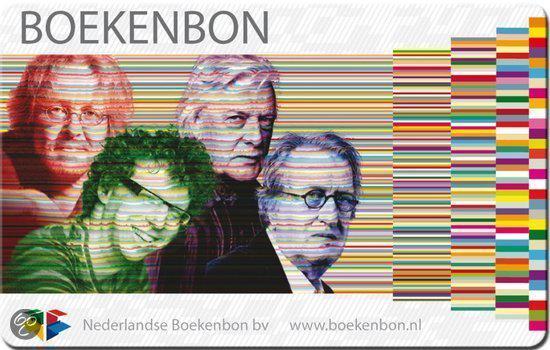 Nederlandse Boekenbon - 25 euro