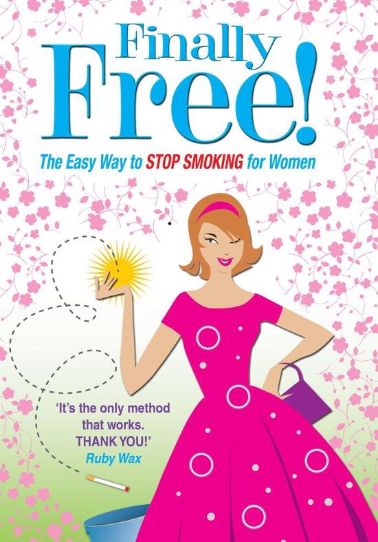 Boek cover Finally Free! van Allen Carr (Onbekend)