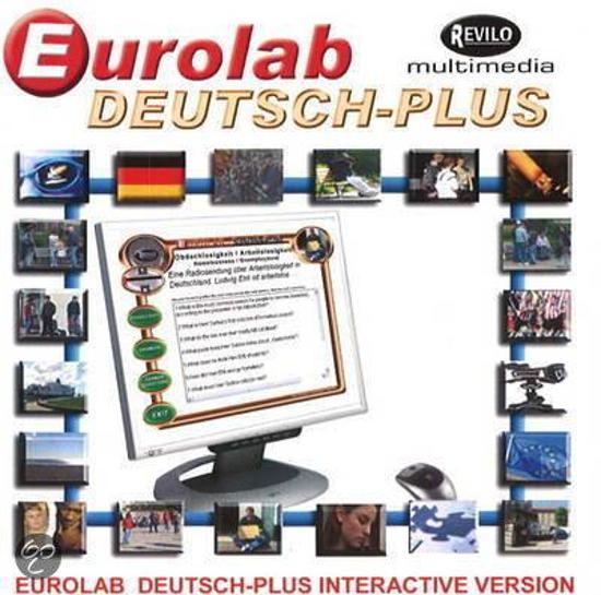 Eurolab Deutsch-Plus Interactive Version