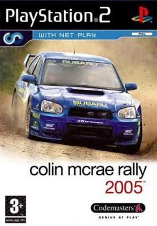Colin McRae Rally 2005