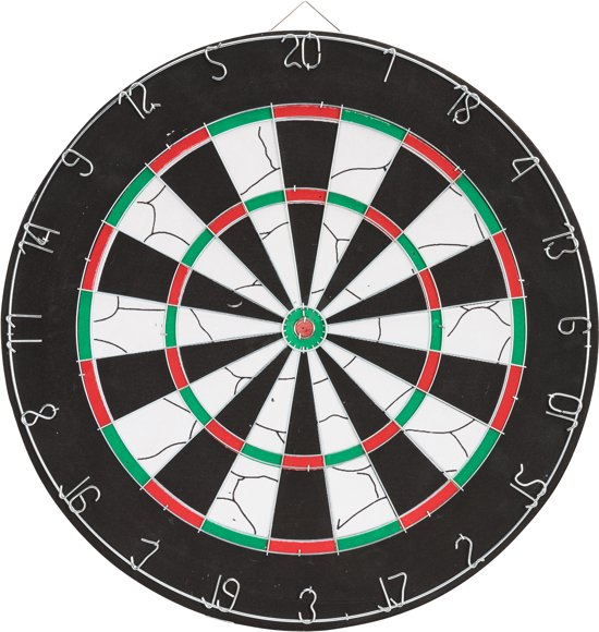 Lifetime Deluxe - Dartbord