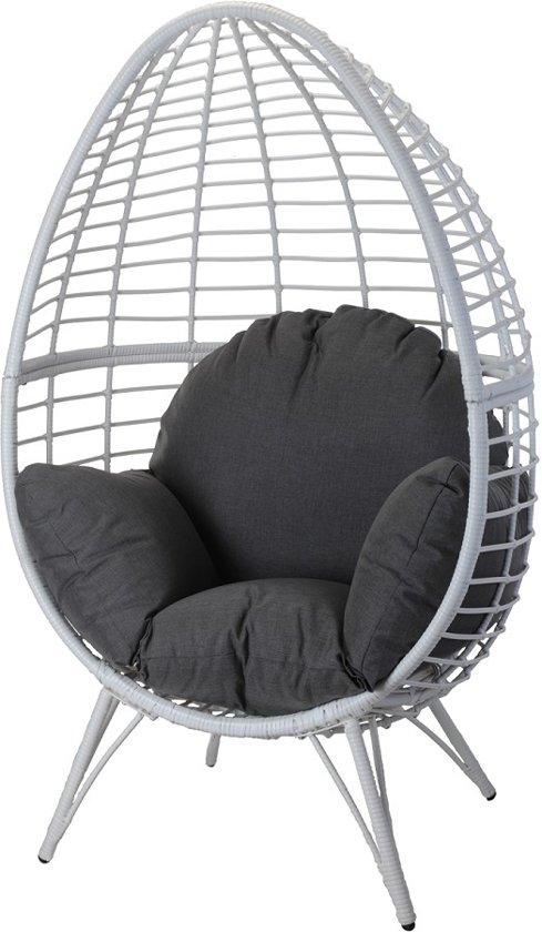 Rotan Ei Stoel.Bol Com Egg Chair Rotan Op Pootjes