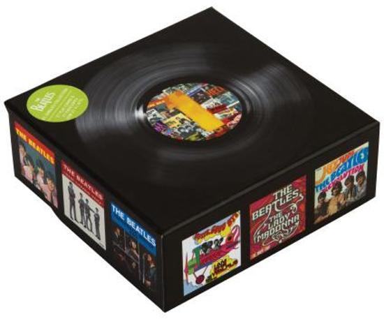 Afbeelding van het spel The Beatles No. 1 Singles Notecard Set