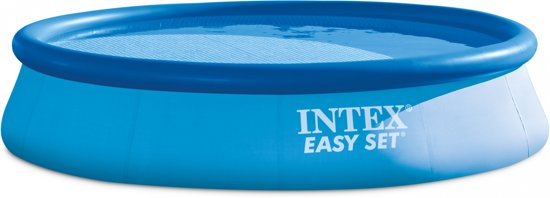 Intex Easy Set Pool 396 x 84cm incl. pomp