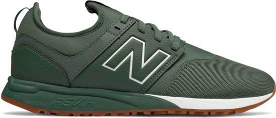 new balance groene sneakers