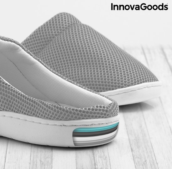 Comfort M 41 40 Maat Innovagoods Bamboo Gelslippers UFzdwqqS