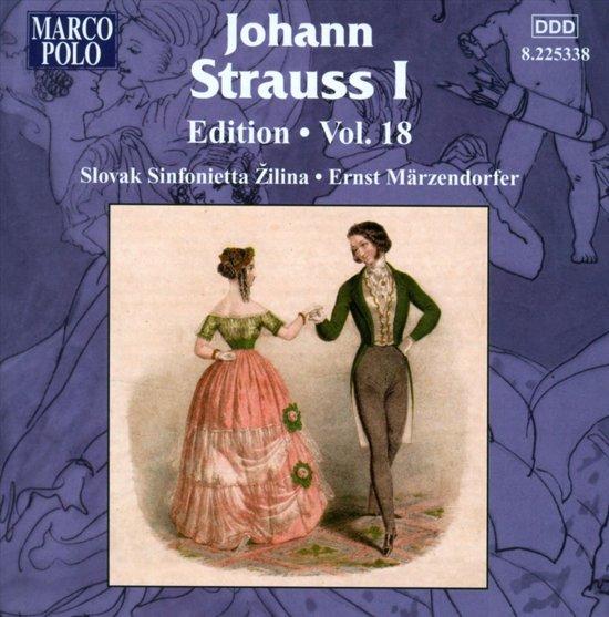 Strauss: Edition, Vol. 18