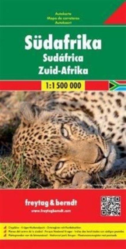 FB Zuid-Afrika • Kruger Nationaal Park • Kaapstad