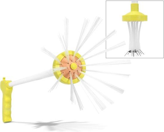 Spider Catcher Spinnenvanger geel