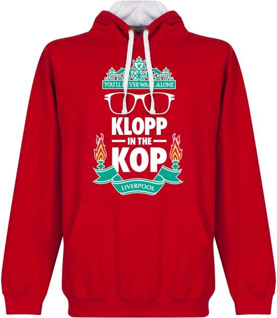 Klopp On The Kopp Hooded Sweater - L