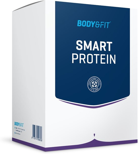 6a69b79234aec4 Body & Fit Smart Protein Eiwitpoeder / Eiwitshake - 10 sachets - Variety  Pack (diverse