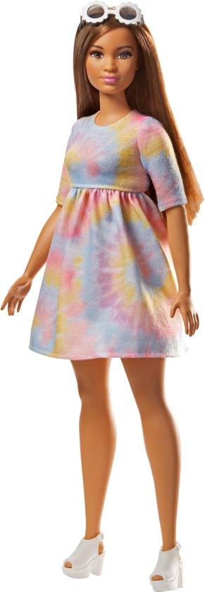 Barbie Fashionistas To Tie Dye For - Curvy - Barbiepop