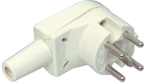 Fixapart EL-STP001 Haakse Perilex stekker 380 V 16 A