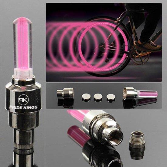 bol.com | Firefly LED - Fietswielverlichting - Ventielbevestiging ...