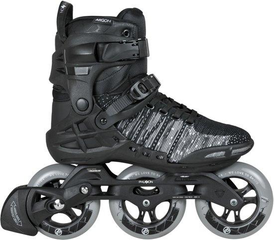 6c8497c6124 Powerslide uzion Argon 110 Inline Skate Heren Inlineskates - Maat 42 -  Mannen - zwart/