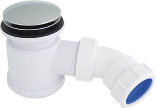 Afvoer Badkamer Diameter : Bol.com mcalpine st5010 sifon voor bad douchebak