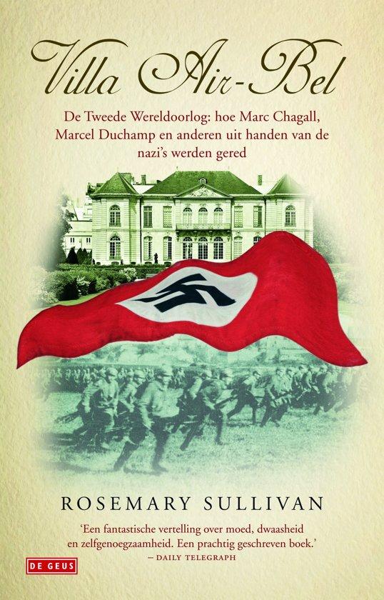 Boek cover Villa Air-Bel van Rosemary Sullivan (Onbekend)