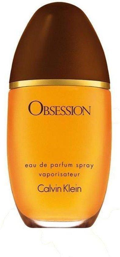 Calvin Klein Obsession for Women - 100 ml  - Eau de Parfum
