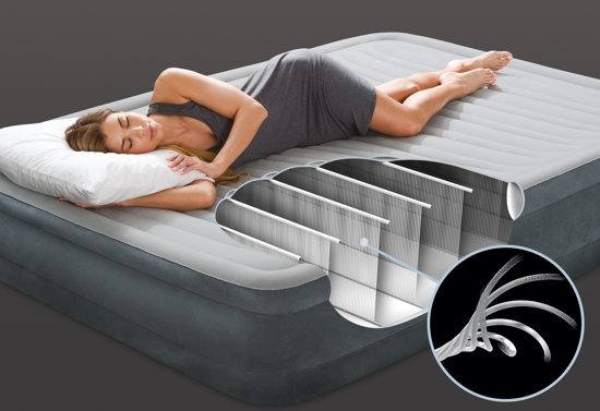 Intex Comfort Plush Luchtbed Full