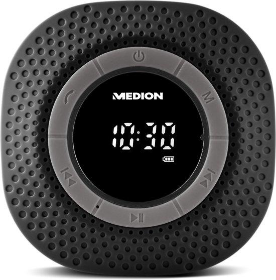 MEDION® LIFE E66554 Bluetooth Douche Radio (zwart)