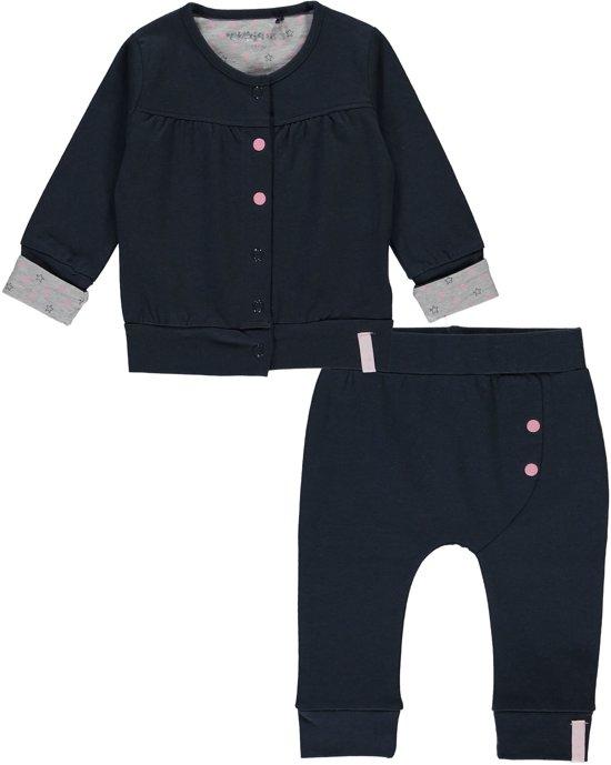 Babykleding Meisje Maat 44.Babykleding 44 Blauw Globos Giftfinder