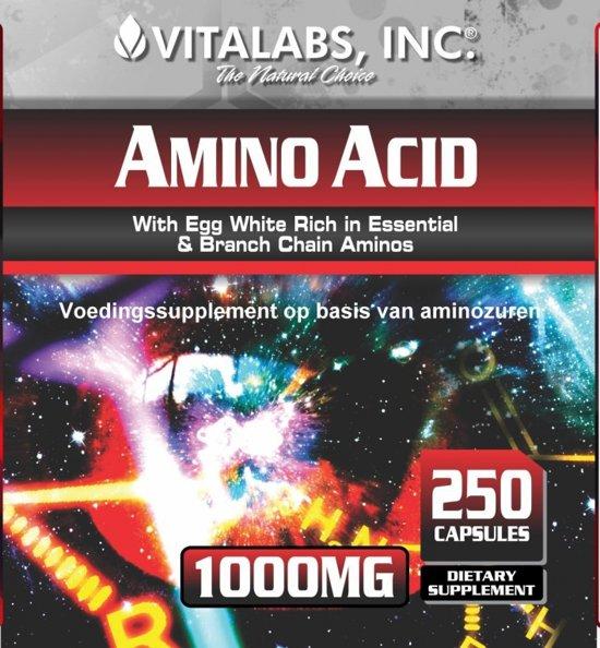 vertakte keten aminozuren