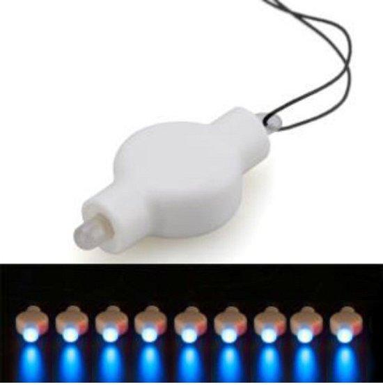 Lampion LED lampje blauw