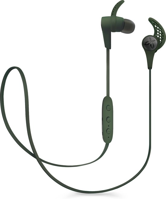 Jaybird X3 - Draadloze Bluetooth Sport oordopjes - Groen