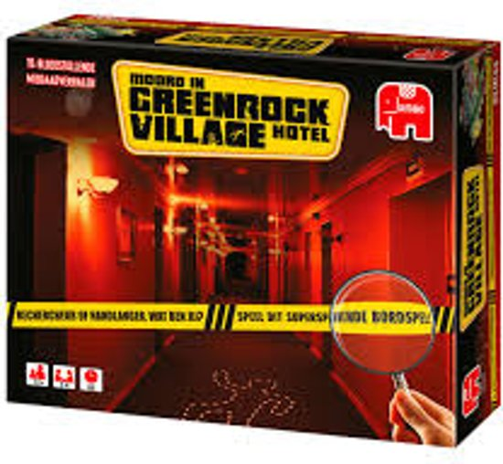 Moord in Greenrock Village Hotel