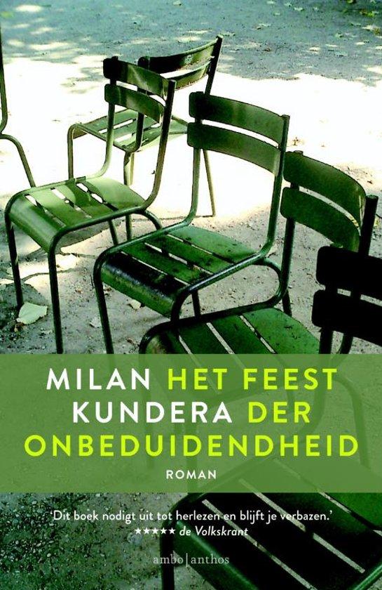 Milan-Kundera-Het-feest-der-onbeduidendheid